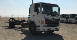 Hino 1927 chassis, 13.5 Tons(Approx.), Single cabin with TURBO & ABS. 2017, 0 km(Vehicle Code : TR-220)