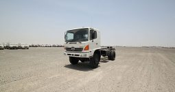 Hino GT 1322 chassis, 8.2 Tons 4×4 (Approx.), Single Cabin with Turbo & ABS. 2019, 0 km(Vehicle Code : HNGT019)