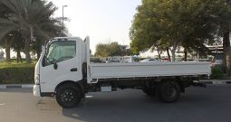 Hino 714 with Cargo body , 4.2 Ton(Approx.) with Turbo & ABS. 2018,0 km(Vehicle Code : HNSB378)