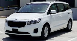 Certified Vehicle with Delivery option;Carnival(GCC Specs)in good condition with warranty(Code : 45824)