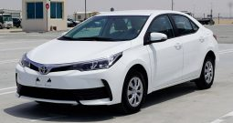 Certified Vehicle with Delivery option; Corolla(GCC Specs)for sale with dealer warranty(Code : 30449)