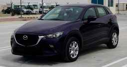 Certified Vehicle with Delivery option; Mazda CX-3(GCC Specs)for sale with warranty(Code : 00566)