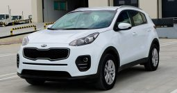 Certified Vehicle with Delivery option; Sportage(GCC Specs)for sale with warranty(Code : 30370)