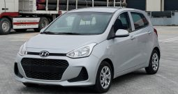 Certified Vehicle with Delivery option; Hyundai i-10(GCC Specs)with warranty(Code : 73080)