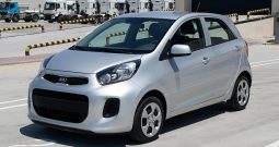 Certified Vehicle with Delivery option; PICANTO(GCC Specs) for sale with warranty(Code : 13958)