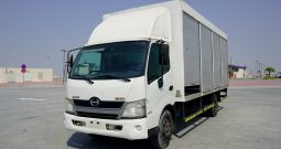 Hino Dutro S/C 8.5 Ton-300 6.0T waterbox (Vehicle Code : 04277)