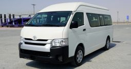 Hiace High Roof 12STR,GL (GCC Specs) in good condition(Code : 79368)