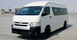 Hiace High Roof 12STR,GL (GCC Specs) in good condition(Code : 80458)