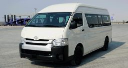 Hiace High Roof 12STR,GL (GCC Specs) in good condition(Code : 89329)