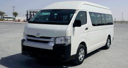 Hiace High Roof 12STR,GL (GCC Specs) in good condition(Code : 87639)