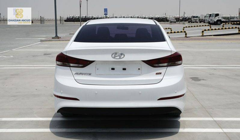 Used Hyundai Avante 1.6cc FOR EXPORT ONLY (Code : 66560) full
