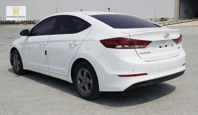 Used Hyundai Avante 1.6cc Leather Seats,Alloy Wheels FOR EXPORT ONLY (Code : 10432) full