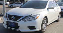 Certified Vehicle; ALTIMA S 2.5L (GCC SPECS) for sale with warranty(Code : 20029)