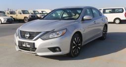 Certified Vehicle with Delivery option; ALTIMA 2.5L SV(GCC SPECS) for sale with warranty(Code : 81466)