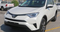 CERTIFIED VEHICLE WITH WARRANTY: Toyota Rav 4 EX 2.5cc (GCC SPECS)FOR SALE(CODE : 62913)