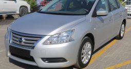 CERTIFIED VEHICLE WITH WARRANTY: NISSAN SENTRA 1.6cc(GCC SPECS)FOR SALE(CODE : 10201)