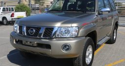 Certified Vehicle with Warranty; Nissan Patrol Safari 4.8L(GCC Spec) in good condition(17168)