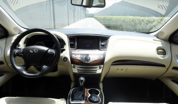 Certified Vehicle with Warranty; Infiniti QX 60 3.5cc Premium with Alloy Wheels, Leather seat(23905) full