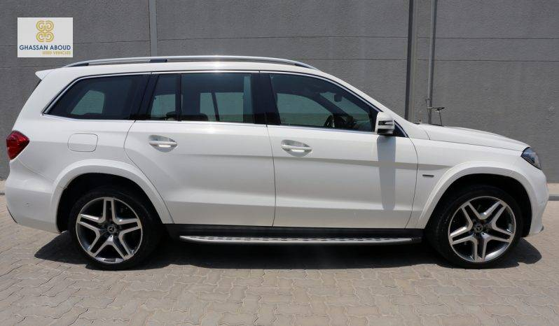 Certified Vehicle With Warranty; Mercedes-Benz GLS 400 3.0cc GCC Spec for sale(31392) full