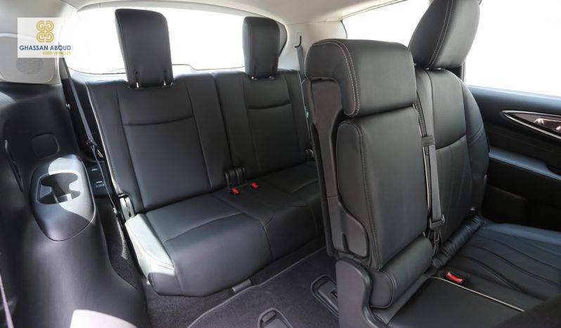 Certified Vehicle with Warranty; Infiniti QX 60 3.5cc Premium with Alloy Wheels, Leather seat(30777) full