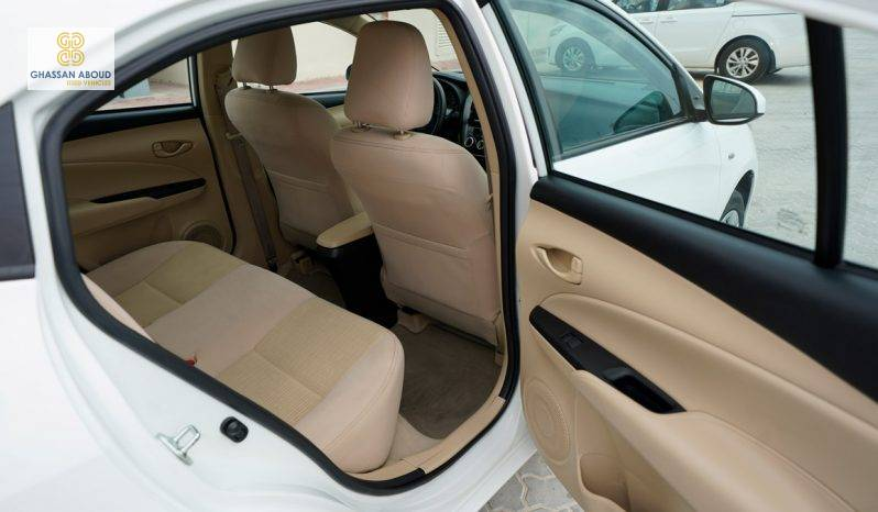 CERTIFIED VEHICLE WITH WARRANTY;YARIS 1.3L SE(GCC SPECS)FOR SALE(Code : 73713) full