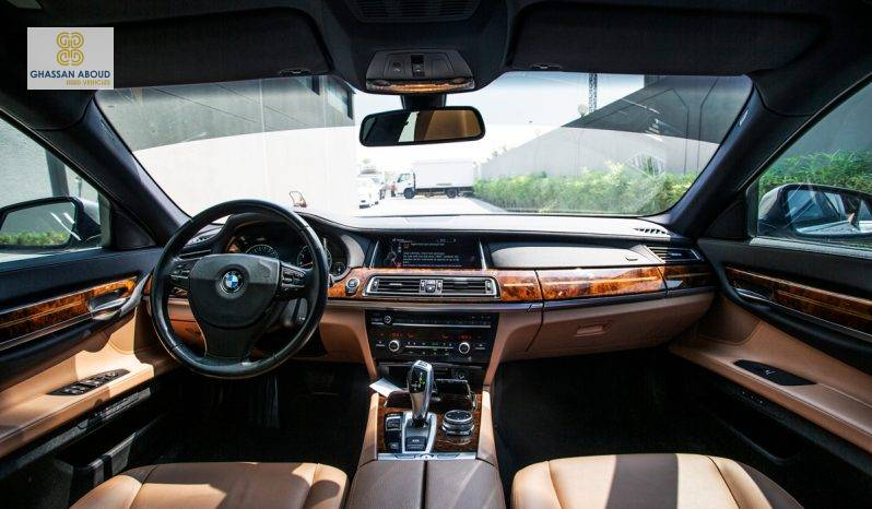 Certified Vehicle with Warranty; BMW 740Li Luxury with Cruise Control, Soft Doors 3.0cc (6103) full