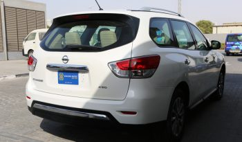 Certified Vehicle with warranty; Nissan Pathfinder 3.5L 4WD (GCC Spec) for sale( code : 31571) full