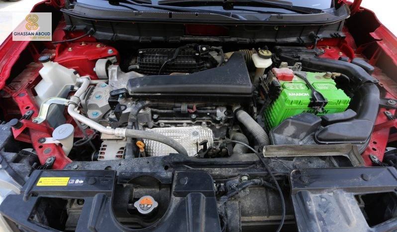 Certified Vehicle ; XTRAIL S 2.5L 4WD(GCC Specs) for sale in good Condition(Code : 04146) full